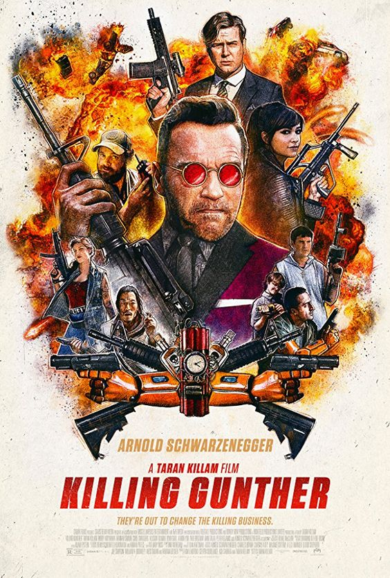 Killing Gunther (2017) WEBRip