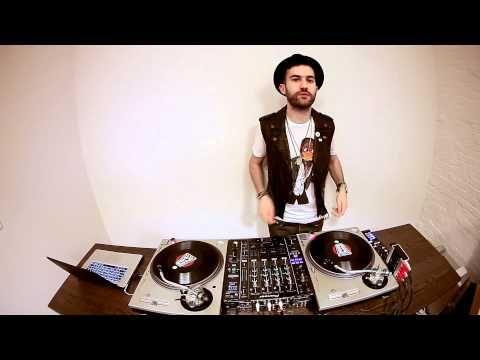 """Money Makin'"" DJ Routine by A-Trak | Swipelife"