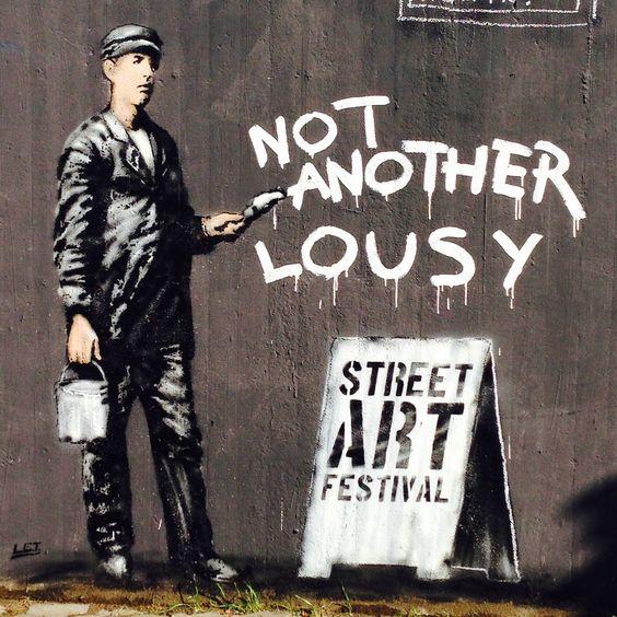Street Art Festival Düsseldorf