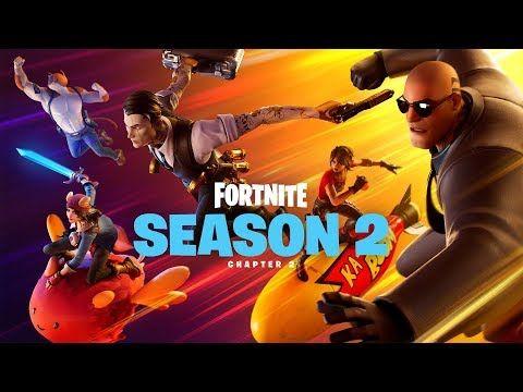 Fortnite Chapter 2 Season 2 Top Secret Launch Trailer Vevo Digital In 2020 Fortnite Epic Games Cinematic Trailer