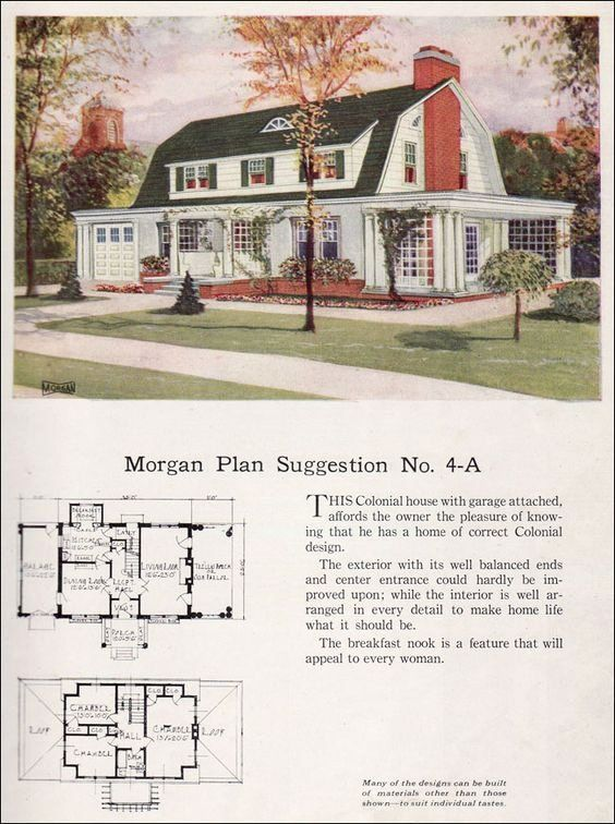 Gambrel Style House Plans Awesome Gambrel Style Barn Plans In 2020 Gambrel Style Dutch Colonial Homes Dutch Colonial