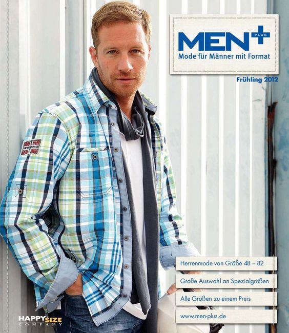 Men_plus_ss_2012  Frühling 2012 Große Auswahl an Spezialgrößen Herrenmode von Größe 48– 82 Alle Größen zu einem Preis Trend Henley-Shirt 14,99 £ 4339/420, S. 94 Weste 39,99 £ 4280/704, S. 24 Jeans 24,99 £ 4621/228, S. 40 2 Citytauglich … … und in jeder (Doppel-)Lage gut drauf ist das Henley-Shirt, lässig kombiniert mit schwarzer Weste. Und auch die Jeans im angesagten Used-Look macht jedes Abenteuer mit.