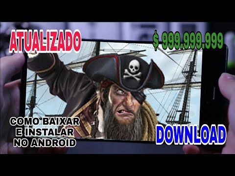 Como Baixar E Instalar The Pirate Caribbean Hunt Dinheiro Infinito