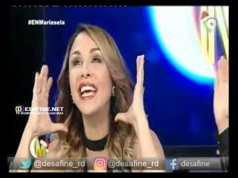 """Mariasela Álvarez: """"Francisco Peña no tiene la más mínima cultura"""""""