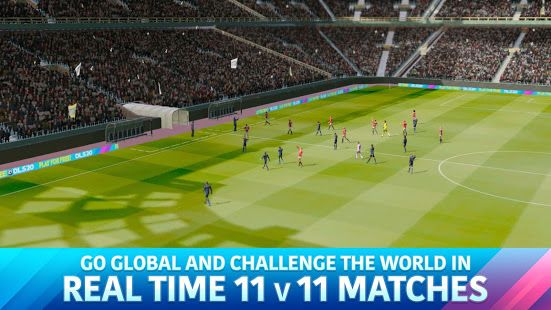 Dream League Soccer 2020 7 22 Mod Unlimited Money Apk For Android 12 Store4app Co All Apps Download For Android In 2020 Soccer League Football Games Online
