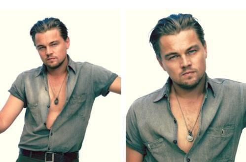 """Leonardo DiCaprio - tá, tirando as piadas sobre ele nunca ter ganho um Oscar, ele é excelente. Desde """"Gilbert Grape - aprendiz de sonhador""""."""