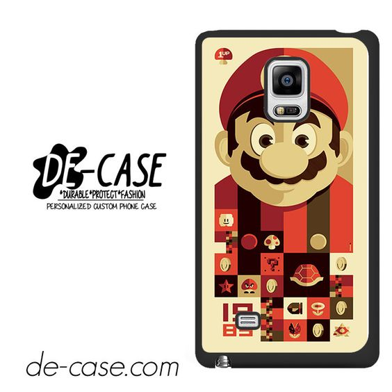 Mario Bross Old Game DEAL-6889 Samsung Phonecase Cover For Samsung Galaxy Note Edge