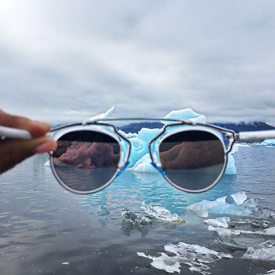 Icelandic glacier vibes  www.liketk.it/1wvmE #liketkit