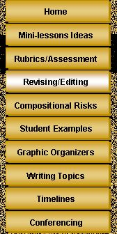 Revision and editing mini lessons upper grades