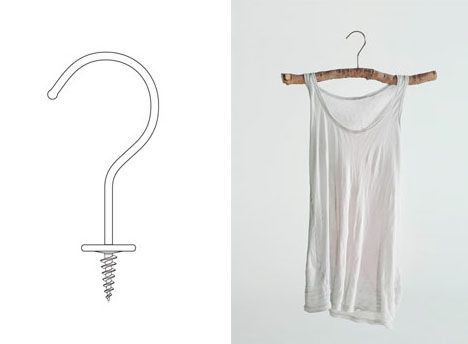 DIY hanger