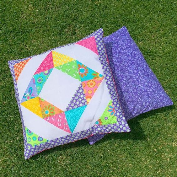 Purple versions #hideho fabric by @meandmysisterdesigns