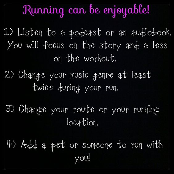 A couple tips to make running A LOT more enjoyable. Fitness is important, but when it starts to get a little old we need to find ways to change it up! So here you go! #running #fitness #motivation #workout