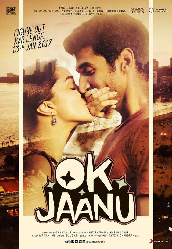 OK Jaanu (2017) DVDRip