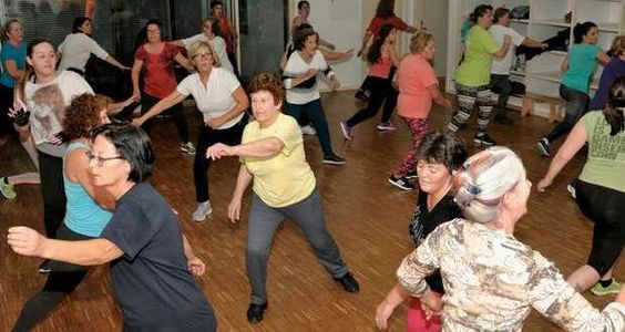 Altura fica em em forma com aulas de ginástica gratuitas! | Algarlife
