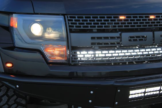 Ford Raptor grill