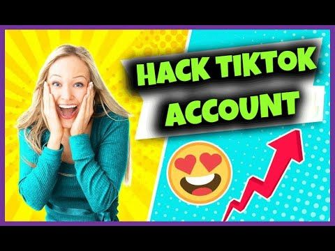 Hack Tiktok Account How To Hack Any Tiktok Account Without Password D