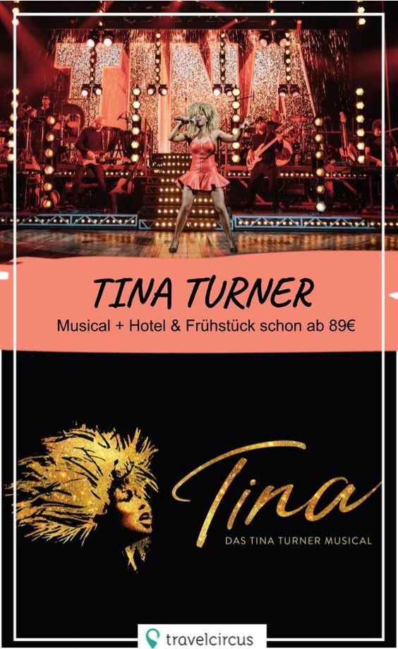 Tina Turner Musical Lebensgeschichte