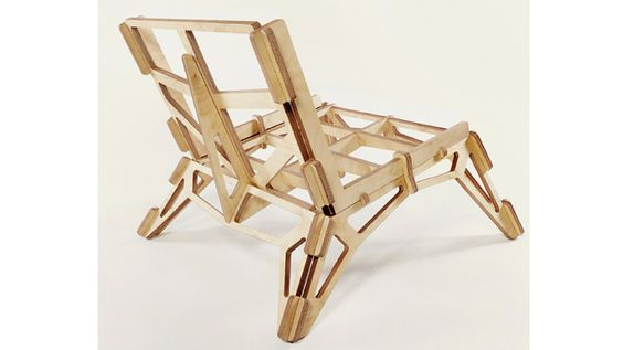 How To Turn One Sheet Of Plywood Into A Lovely Lounger | Gizmodo Australia