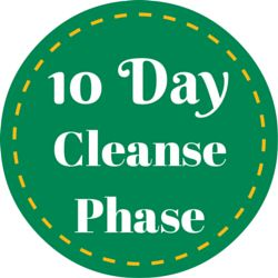 advocare cleanse phase