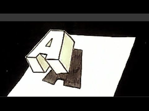 How To Draw Letter Step By Step Drawing Letters Drawings Draw
