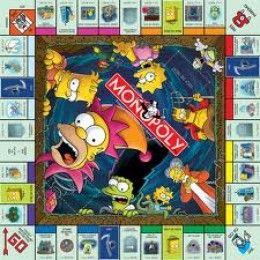Simpsons Monopoly