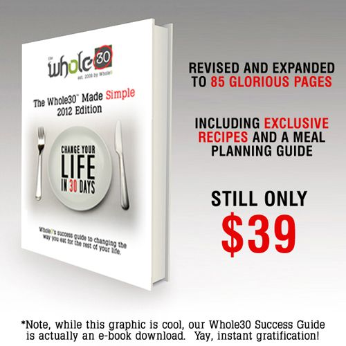 Change your life in 30 days. Give the Whole 30 plan a try. You don't have to buy the book to learn the basics, visit the website: www.whole9life.com
