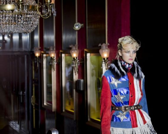 The Best Set Designs From NYFW SS 2016  | A Design Lifestyle - Jacqueline Palmer