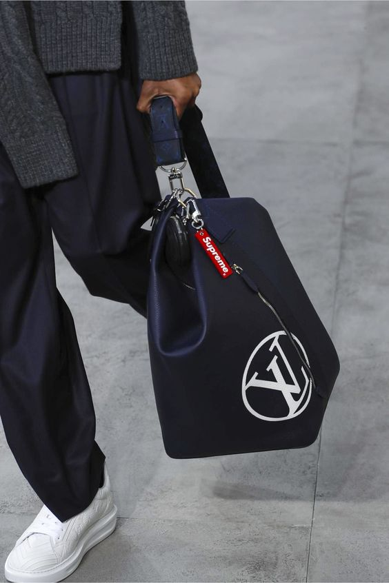 As fashion power houses go, Louis Vuitton and Supreme are it. The former the epitome of luxury and aspiration and the latter the epitome of cool and aspiration. What happens when they join forces? ...: