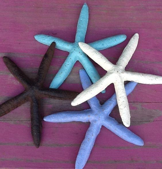 Cast iron starfish