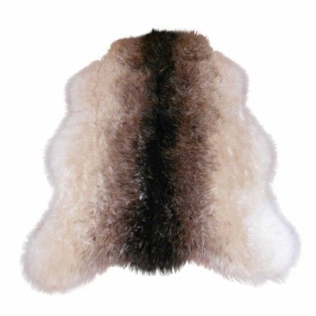 @rosenberryrooms is offering $20 OFF your purchase! Share the news and save!  On Sale Shaggy Goat Pelt Rug - 39 x 55 Inches #rosenberryrooms