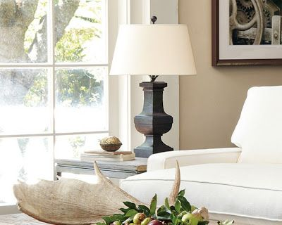Pottery Barn Look-Alikes: Save up to 703.00 @ Overstock vs Williams-Sonoma Square Iron Balustrade Table Lamp