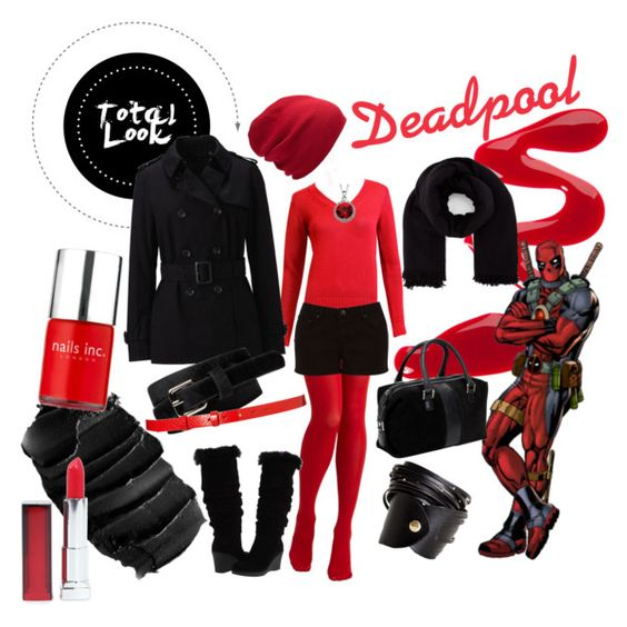 """Deadpool"" by ellia on Polyvore"