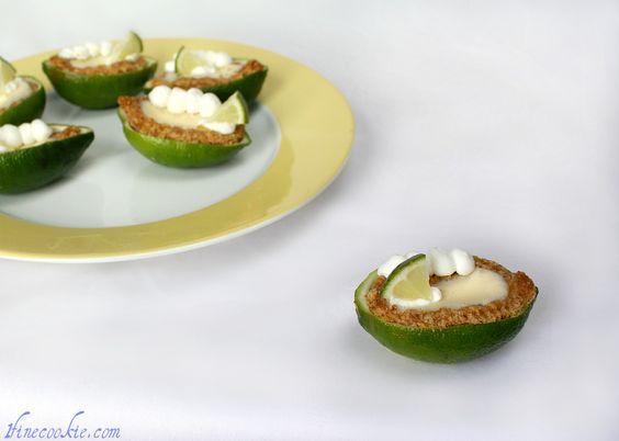 Margarita Pie with Salted Crust & Liquor Whipped Cream, in ...