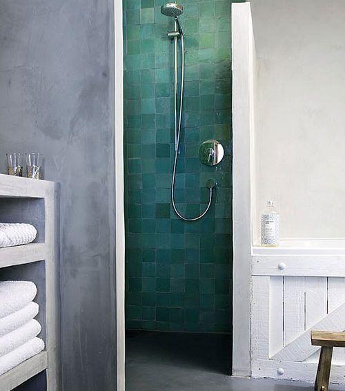 Marokkaanse Tegels Badkamer Wandtegels Badkamer Badkamer Vloer