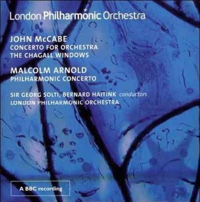 London Philharmonic Orchestra - McCabe/Arnold: Concerto for Orchestra