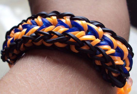 feather rainbow loom bracelet rainbow loom pinterest