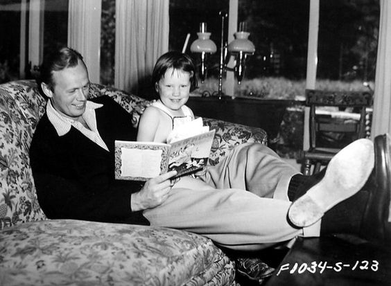 Richard Widmark family
