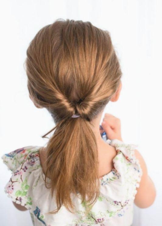 12 Hairstyles For School Easy Fast Kids Hairstyles Girls Kids Hairstyles Toddler Hairstyles Girl Fine Hair