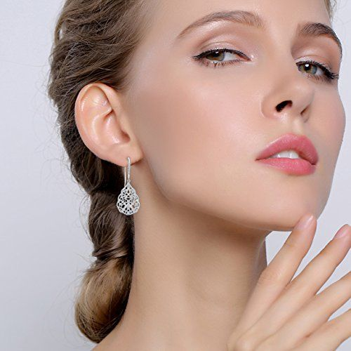 Vintage Designer Inspired Gold Tone Clear Cubic Zirconia Stud Earrings