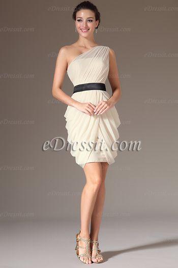 【eDressit #Nouveaté 2014 】Robe de cocktail courte Uni-Bretelle beige, jupe plissée et doublée, centure en satin noire , pour en savoir plus:    http://www.edressit.com/fr/_p2978.html #eDressit #robedesoirée #robepourmariage #soirée #sexy #mode #cocktail #gala #bal #robedebal #robedecocktail #robedegala #nouveauté2014 #modedesfemmes #mariage #tenuedemariage #robedesoiréeélégante #robedesoiréebustier #robedesoiréecourte   #robedesoiréebeige   #robedesoiréeasymétrique   #robedesoiréeunibretelle
