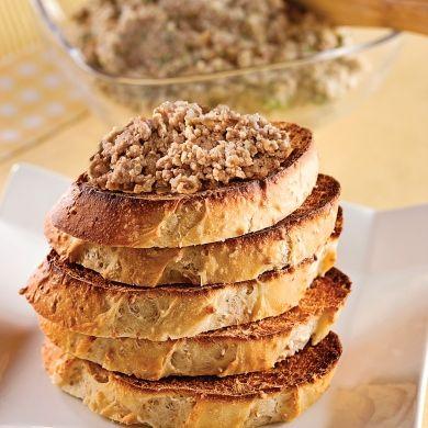 Cretons au veau recettes cuisine et nutrition for Cuisine quebecoise