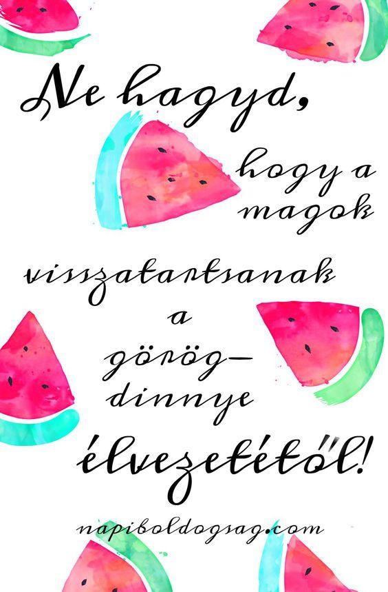 Ne hagyd, hogy a magok visszatartsanak a görögdinnye élvezetétől | Napi Boldogság