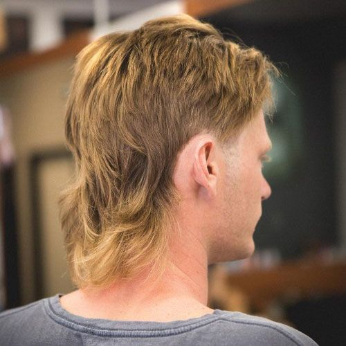 Prime Pin On Rocking The Mullet Natural Hairstyles Runnerswayorg