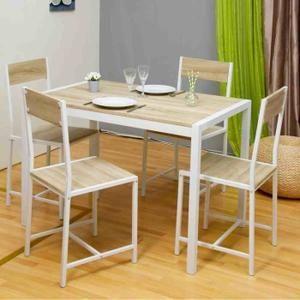 Table De Cuisine  Coin repas cuisine table et 4 chaises