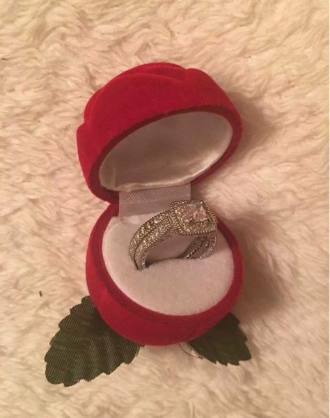 10K Gold gf Ring Size 7
