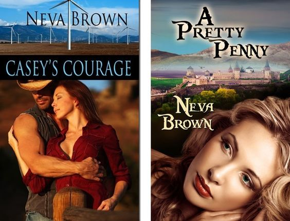 Today I have Neva Brown at the Blogathon! Welcome, Neva! Tell us all about you! What would you most like your readers to know? I am the author of CASEY'S COURAGE and A PRETTY PENNY. I loved spendin...