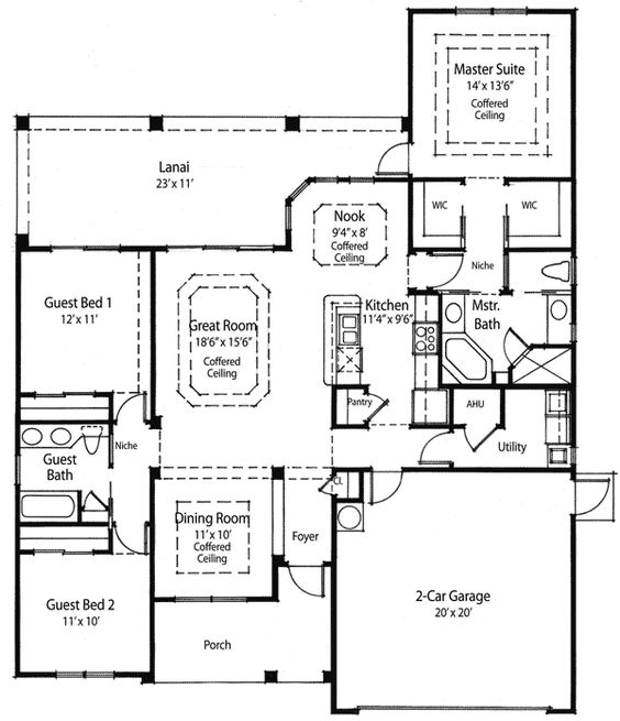 Plan 33003zr Net Zero Ready House Plan House Plans