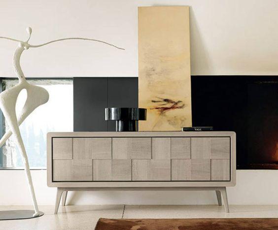 10 italienische Möbel, die dein Zuhause aufpeppen Buffet - möbel wohnzimmer modern