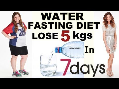 how to reduce 5 kgs weight in a week