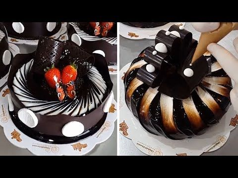 21 The Most Satisfying Cake Decorating Video Top 10 Amazing
